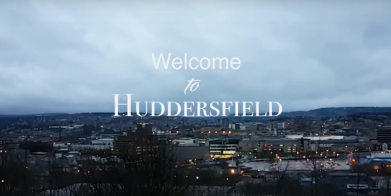 Weclome to Hudds screenshot